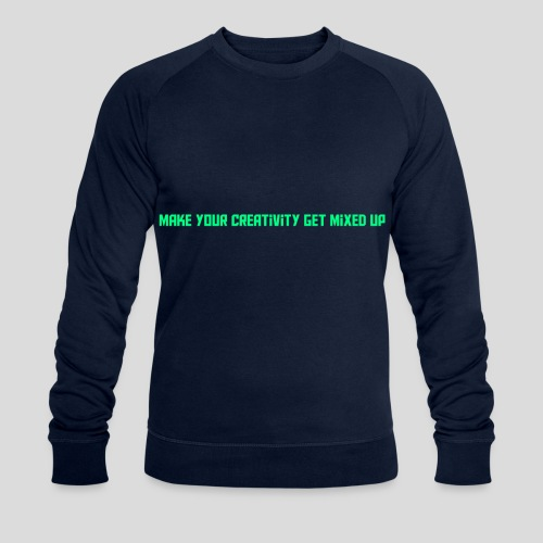Get Mixed Up - Men's Organic Sweatshirt