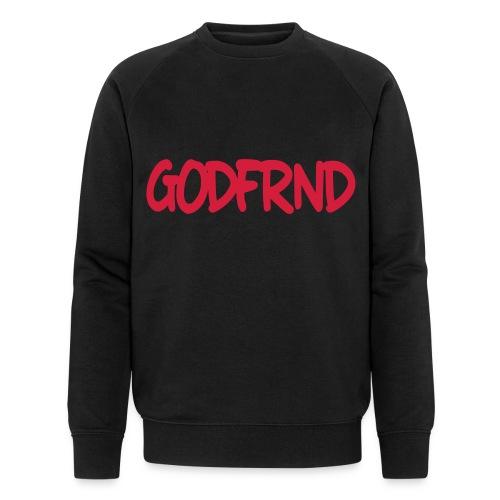GODFRND - Men's Organic Sweatshirt by Stanley & Stella