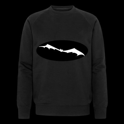 Fledermaus - Männer Bio-Sweatshirt von Stanley & Stella