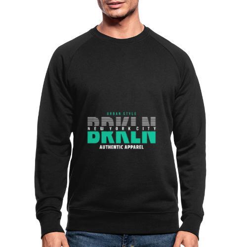 Brooklyn Urban Style - Männer Bio-Sweatshirt von Stanley & Stella