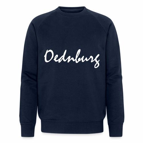 Oednburg Wit - Mannen bio sweatshirt