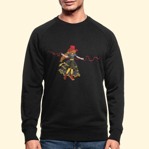 Ladybird - La célèbre uchronaute - Sweat-shirt bio