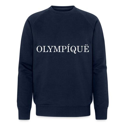 OLMPQ - Mannen bio sweatshirt