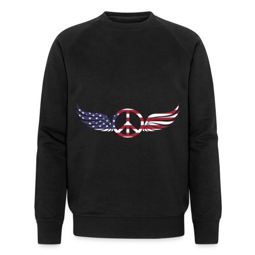 aigle américain - Sweat-shirt bio Stanley & Stella Homme