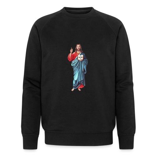 Jesus - Sweat-shirt bio Stanley & Stella Homme