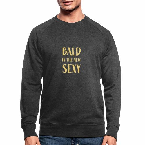 Bald is the new Sexy - Mannen bio sweatshirt van Stanley & Stella