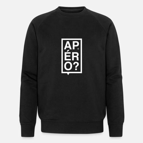 APÉRO - Männer Bio-Sweatshirt
