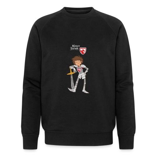 Ritter Trenk entspannt - Männer Bio-Sweatshirt von Stanley & Stella