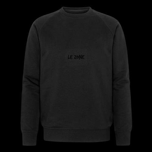 Le Zone Officiel - Økologisk sweatshirt til herrer