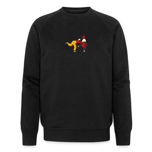 Do the Lindy Liten - Ekologisk sweatshirt herr från Stanley & Stella