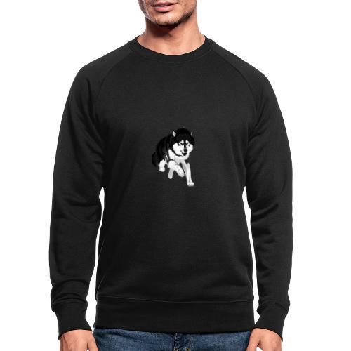 NolleDK - Økologisk sweatshirt til herrer
