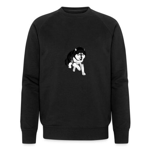 NolleDK - Økologisk Stanley & Stella sweatshirt til herrer