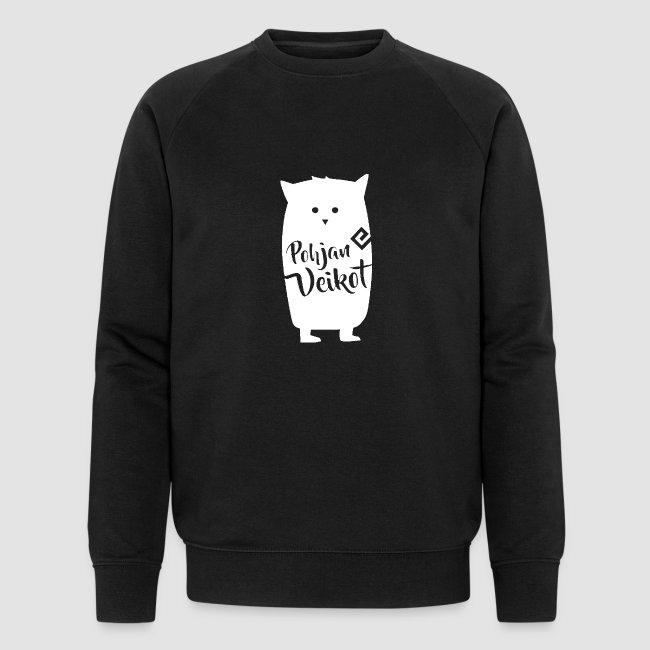 Veikko-pöllö valkoinen
