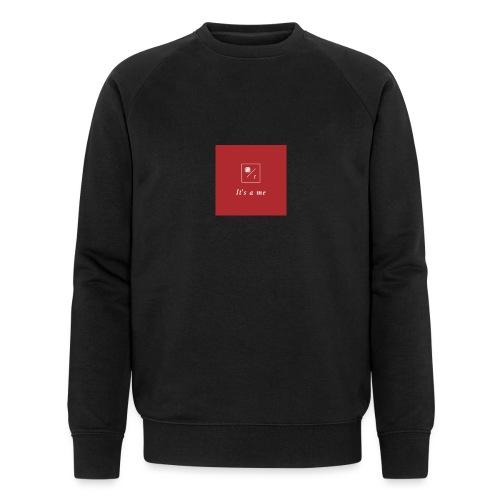 It's a me - Männer Bio-Sweatshirt von Stanley & Stella