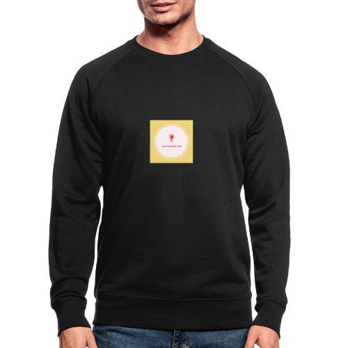 mehr brauch ich nicht - Männer Bio-Sweatshirt
