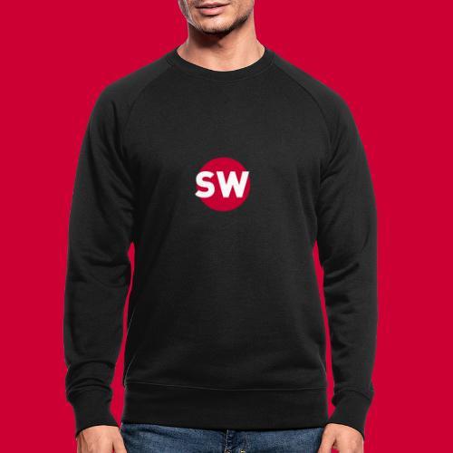SchipholWatch - Mannen bio sweatshirt