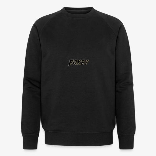 Foxey Original - Männer Bio-Sweatshirt