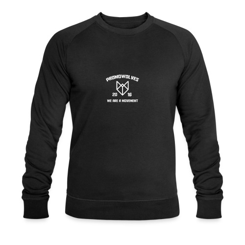 Promowolves finest png - Mannen bio sweatshirt van Stanley & Stella