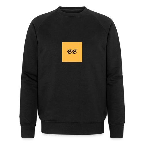 Logo - Økologisk Stanley & Stella sweatshirt til herrer
