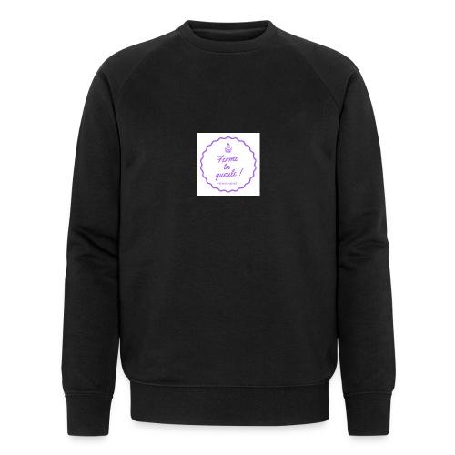Ferme ta gueule ! - Sweat-shirt bio Stanley & Stella Homme