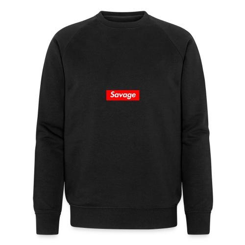 Clothing - Men's Organic Sweatshirt