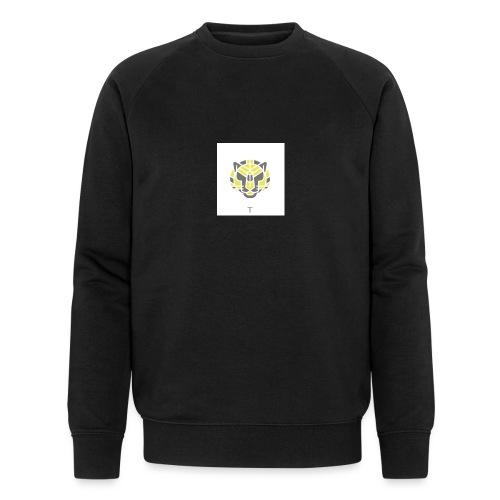 Tiger fra jungle - Økologisk Stanley & Stella sweatshirt til herrer