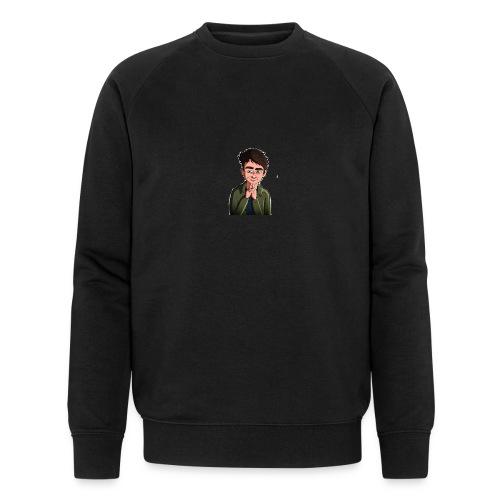 Turtle Vibez Logo - Men's Organic Sweatshirt by Stanley & Stella