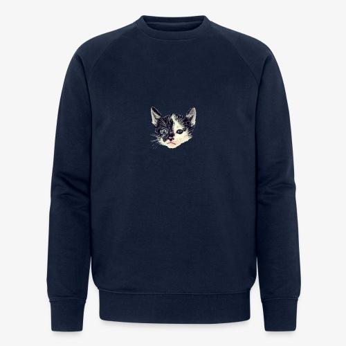 Double sided - Men's Organic Sweatshirt by Stanley & Stella