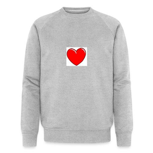 Love shirts - Mannen bio sweatshirt