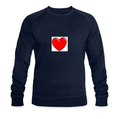 Love shirts - Mannen bio sweatshirt