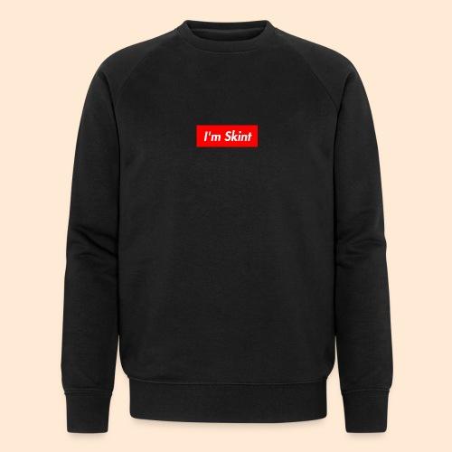 I'm Skint - Men's Organic Sweatshirt by Stanley & Stella