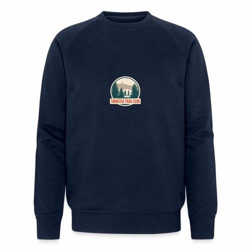 Tawastia Trail Logo - Stanley & Stellan miesten luomucollegepaita