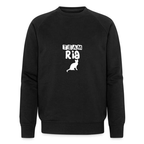 Team Ria - Men's Organic Sweatshirt by Stanley & Stella