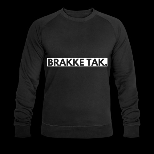 BRAKKE TAK, - Mannen bio sweatshirt van Stanley & Stella
