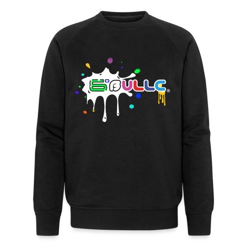 6bulle Spash blanc - Sweat-shirt bio Stanley & Stella Homme