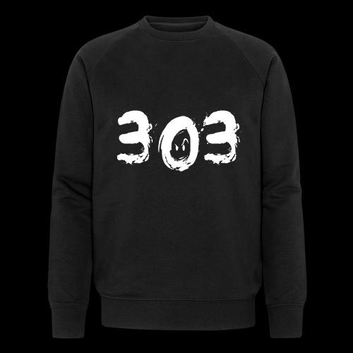 303 - Ekologisk sweatshirt herr från Stanley & Stella
