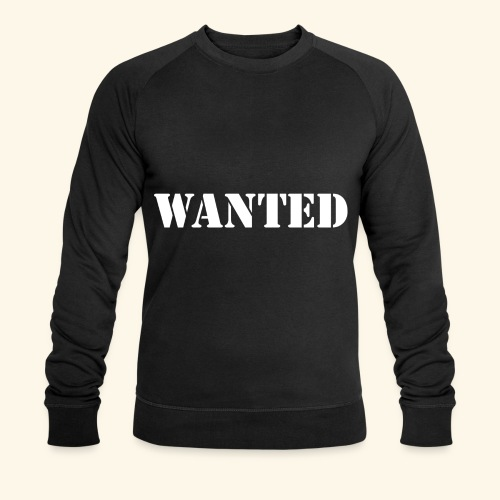 WANTED - Sweat-shirt bio