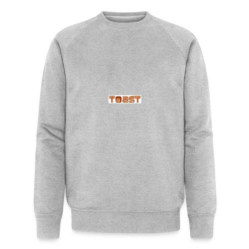 Toast Muismat - Mannen bio sweatshirt