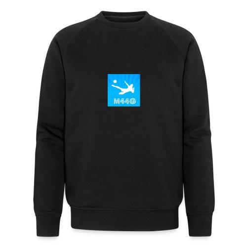 M44G clothing line - Men's Organic Sweatshirt by Stanley & Stella