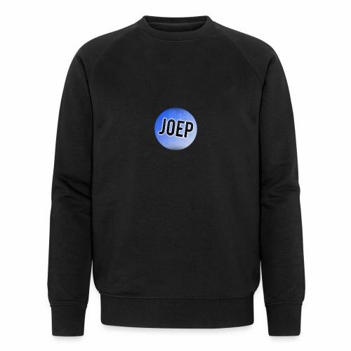 Sweater [Mannen] - Klein Logo Joep - Mannen bio sweatshirt