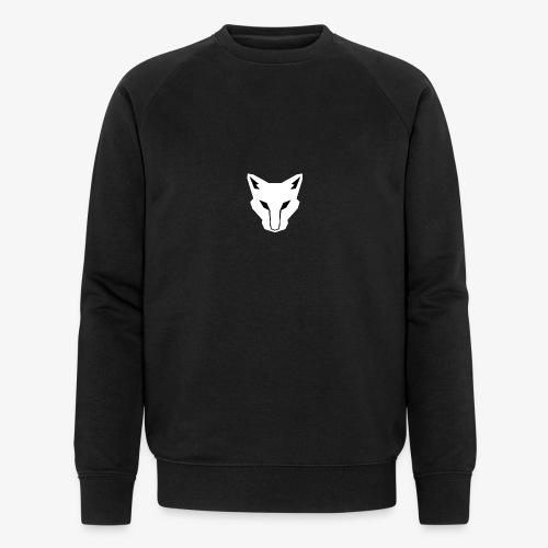 OokamiShirt Blanc - Sweat-shirt bio