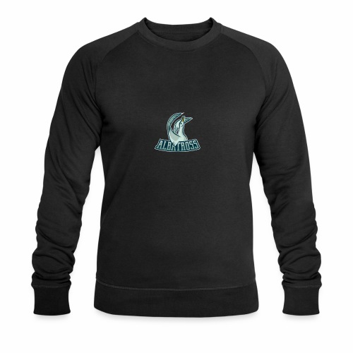 ag logo - Männer Bio-Sweatshirt von Stanley & Stella