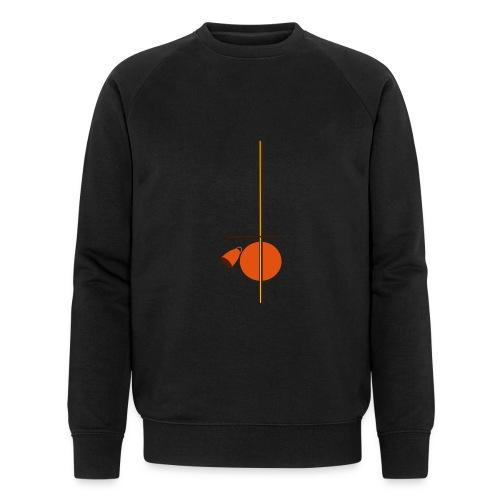 berimbau caxixi - Men's Organic Sweatshirt by Stanley & Stella