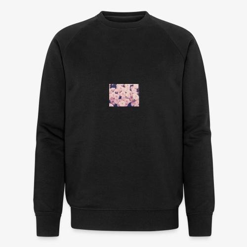 Roses - Men's Organic Sweatshirt by Stanley & Stella