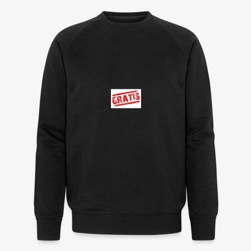 verkopenmetgratis - Mannen bio sweatshirt van Stanley & Stella