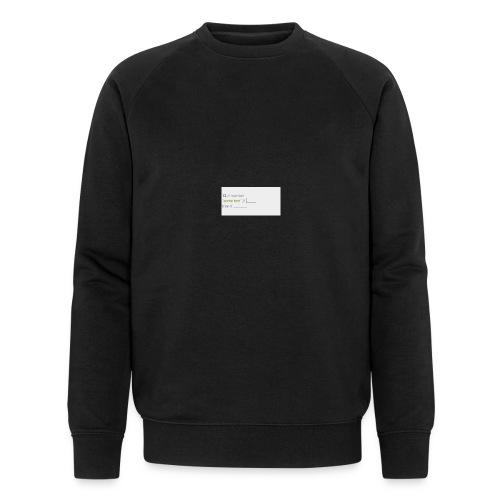 code - Sweat-shirt bio Stanley & Stella Homme
