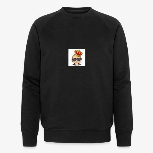 My king - Ekologisk sweatshirt herr från Stanley & Stella