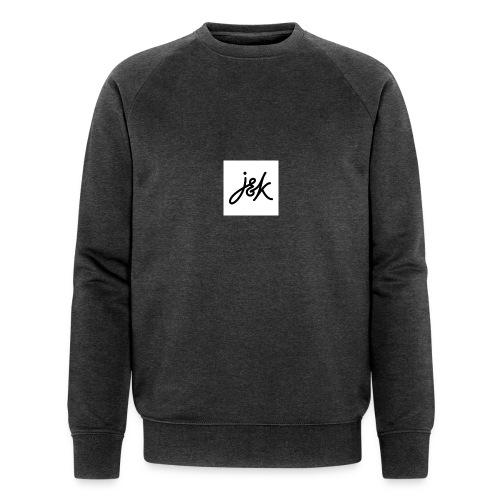 J K - Men's Organic Sweatshirt by Stanley & Stella