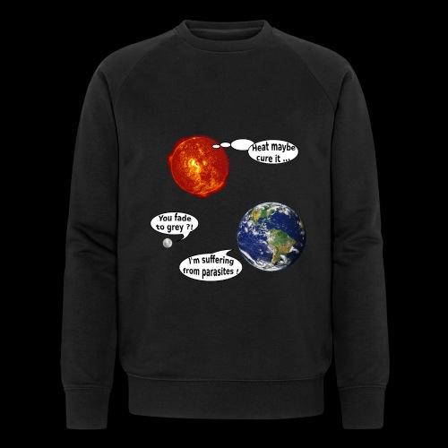 mg suffering planet - Männer Bio-Sweatshirt von Stanley & Stella