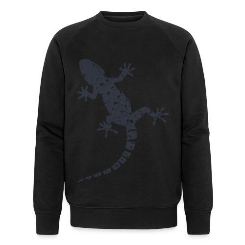 T-Shirt Gecko von Picopoc - Männer Bio-Sweatshirt